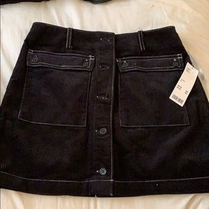Urban Outfitters BGD black skirt NEW WITH TAGS